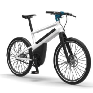 vélo électrique intelligent Iweech