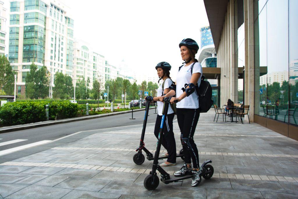 mobilité urbaine trottinette
