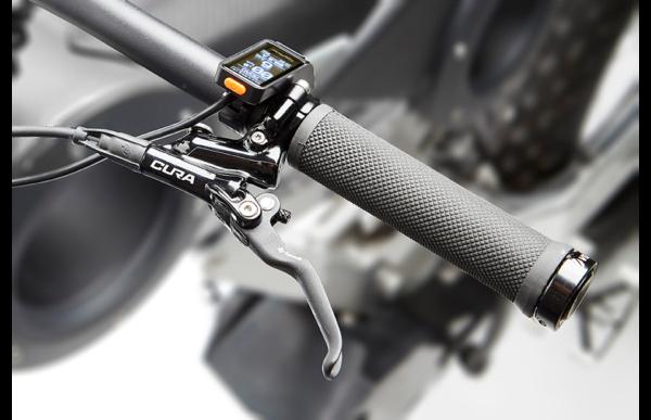 moto parilla frein cura hydraulique