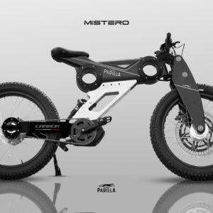 VTT électrique Motoparilla Carbon Mistero